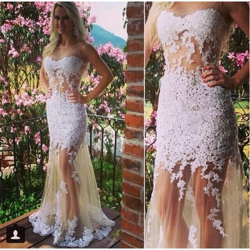 Prom Dresses, Prom Dresses, Lace Prom Dress, Long Prom Dresses ...